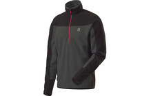 Haglöfs Men's Micro Top charcoal/black
